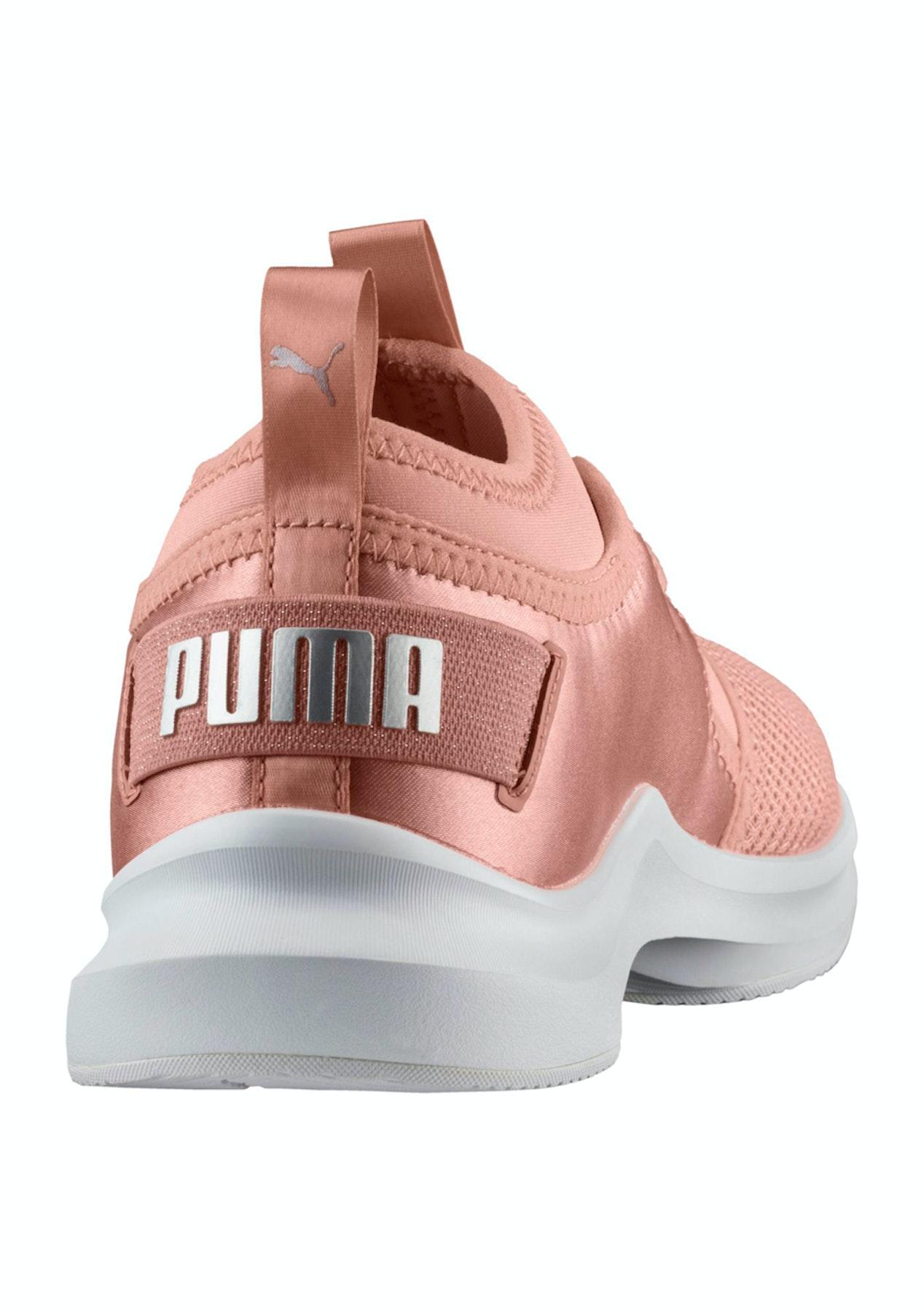 dbcaf6a266b Puma Womens - Phenom Low Satin Ep - Peach - Puma Womens   Kids up to 63%  Off - Onceit