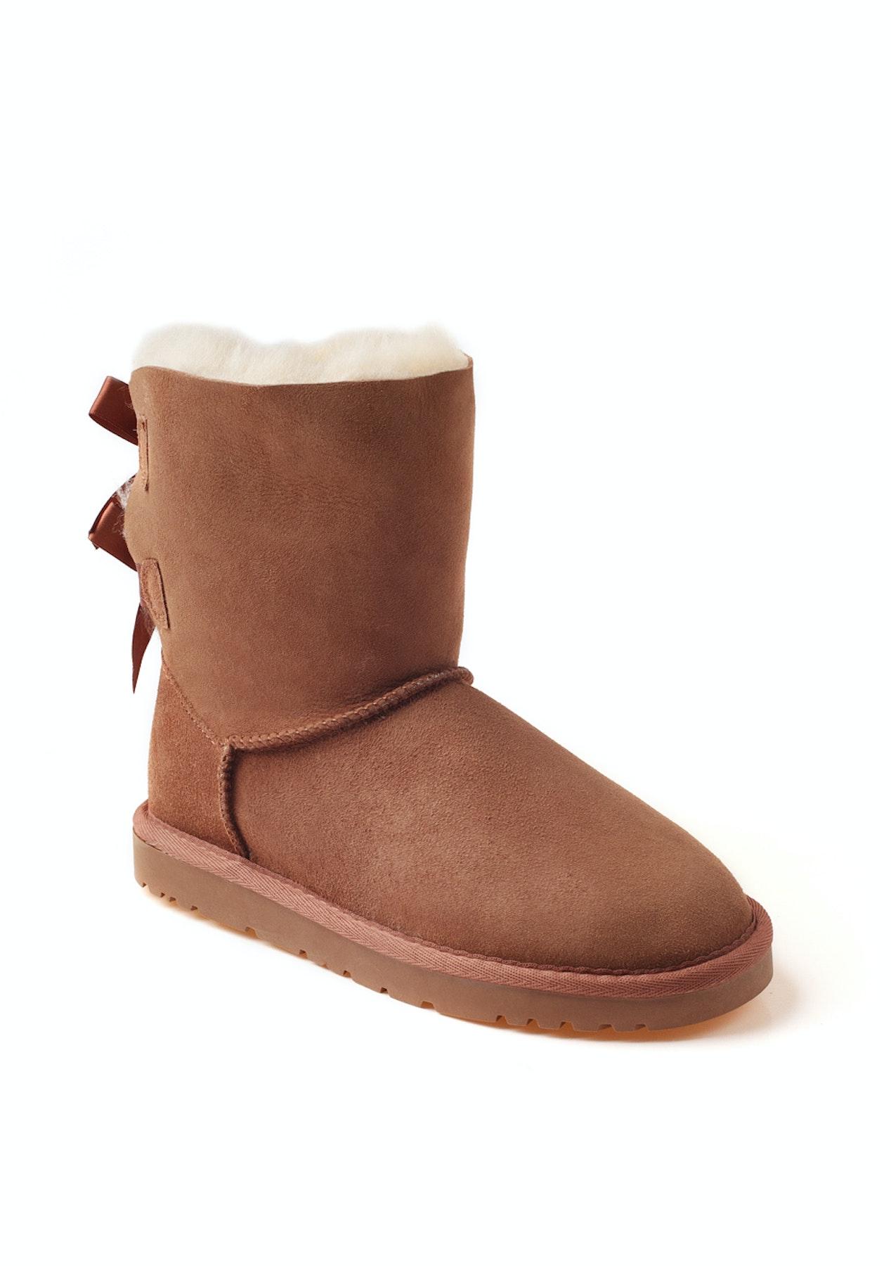 ugg ribbon boots