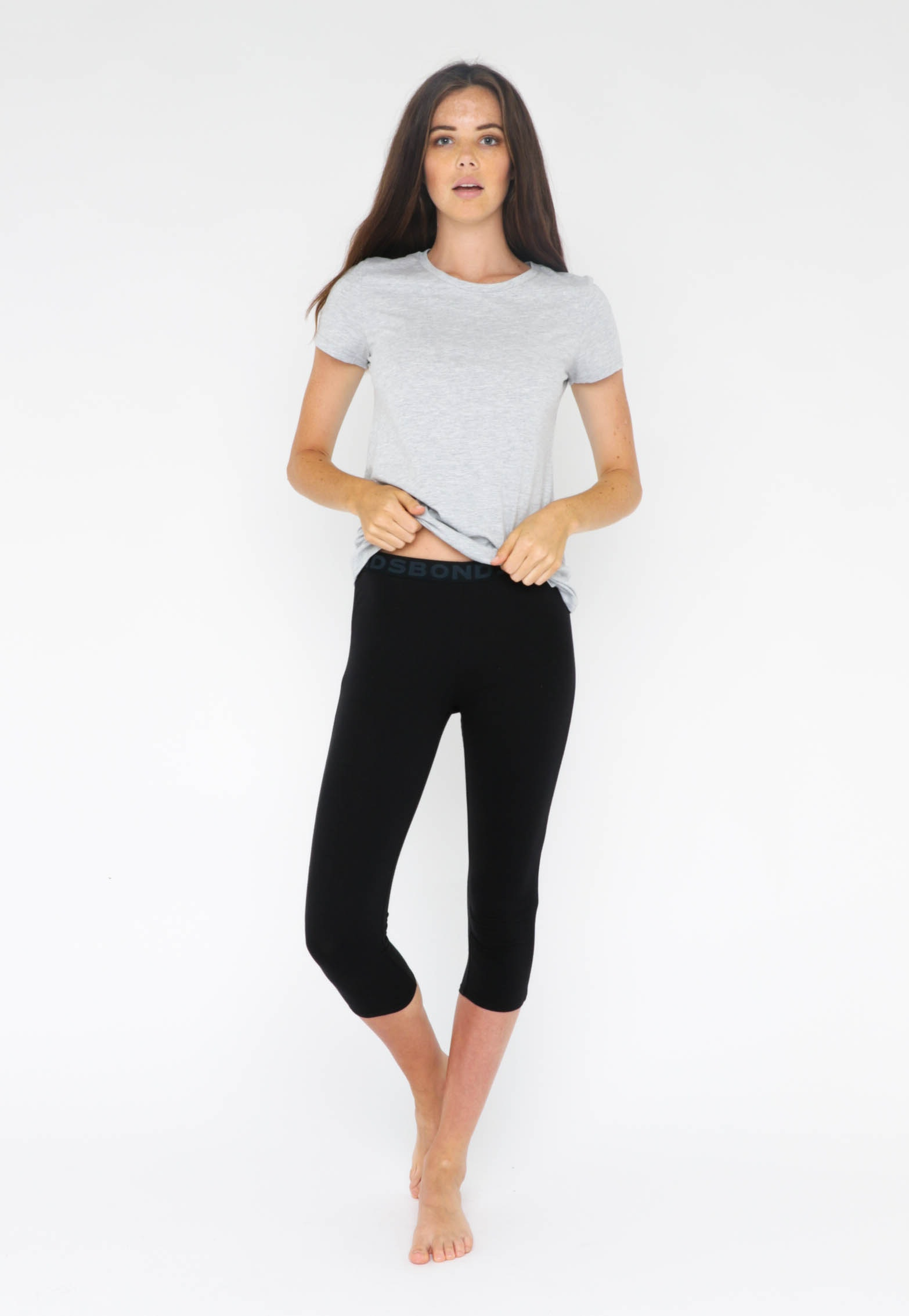 BONDS - Core 3/4 Legging - Black
