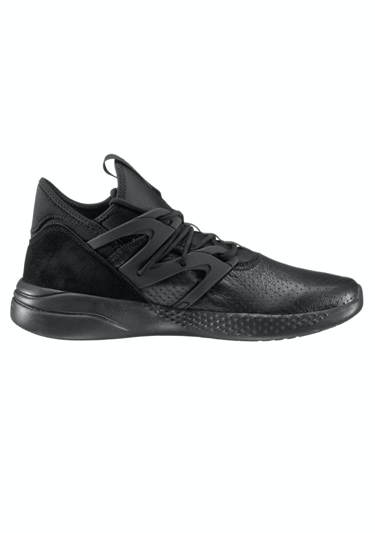 b1ab8318612 Reebok Mens - Hayasu Ltd Black - Once a Year Reebok - Onceit