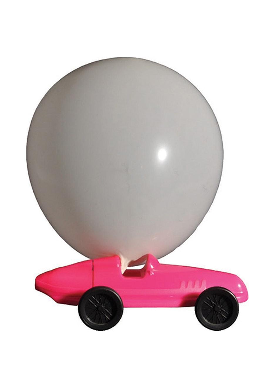 Balloon Car - Pink