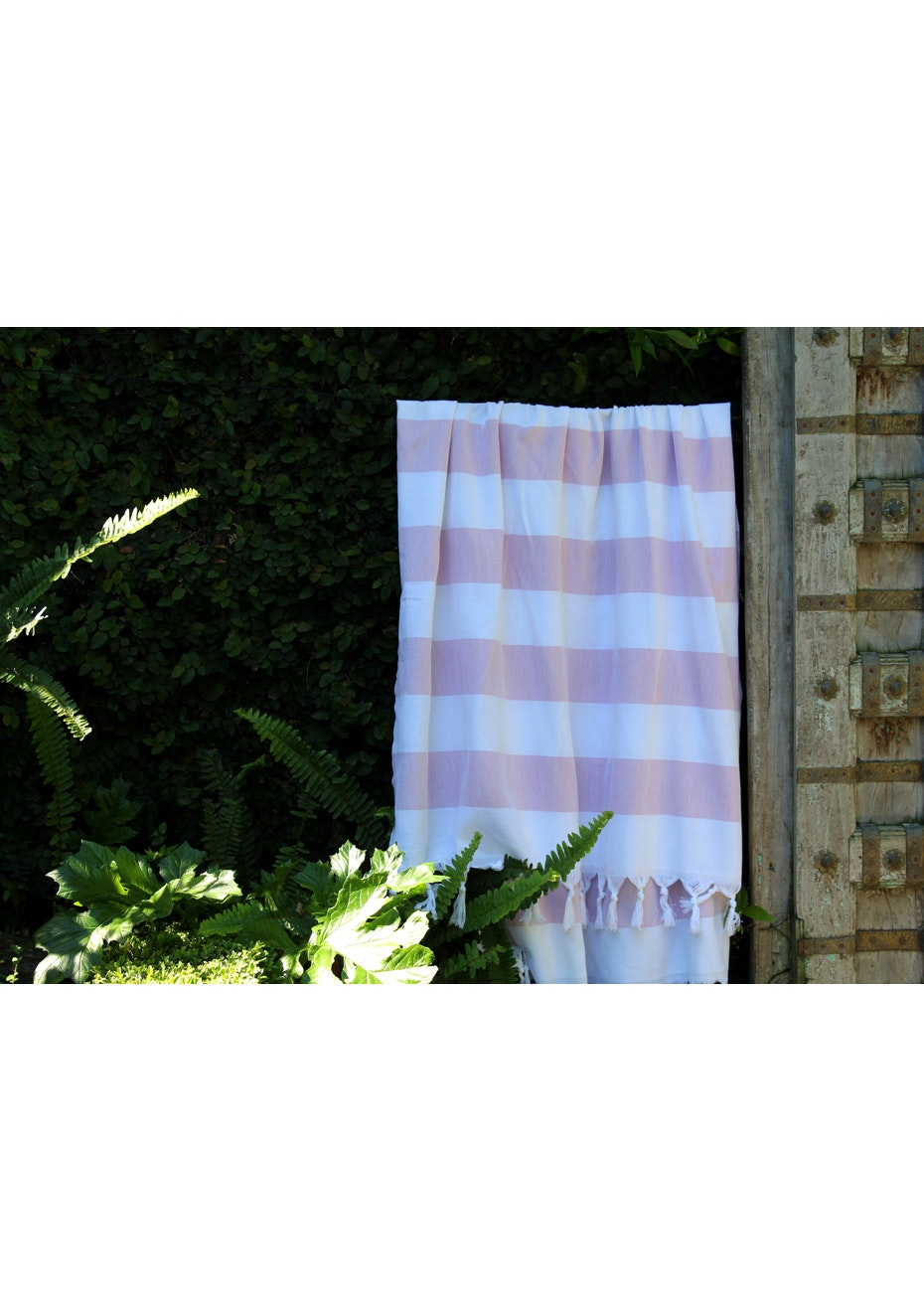 Cabana Powder Pink Turkish Towel