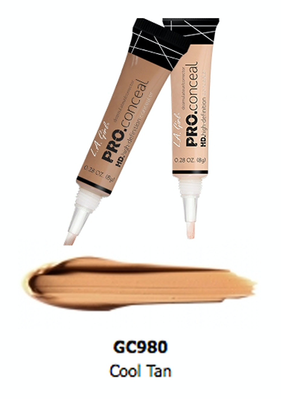 LA Girl Pro Concealer - Cool Tan