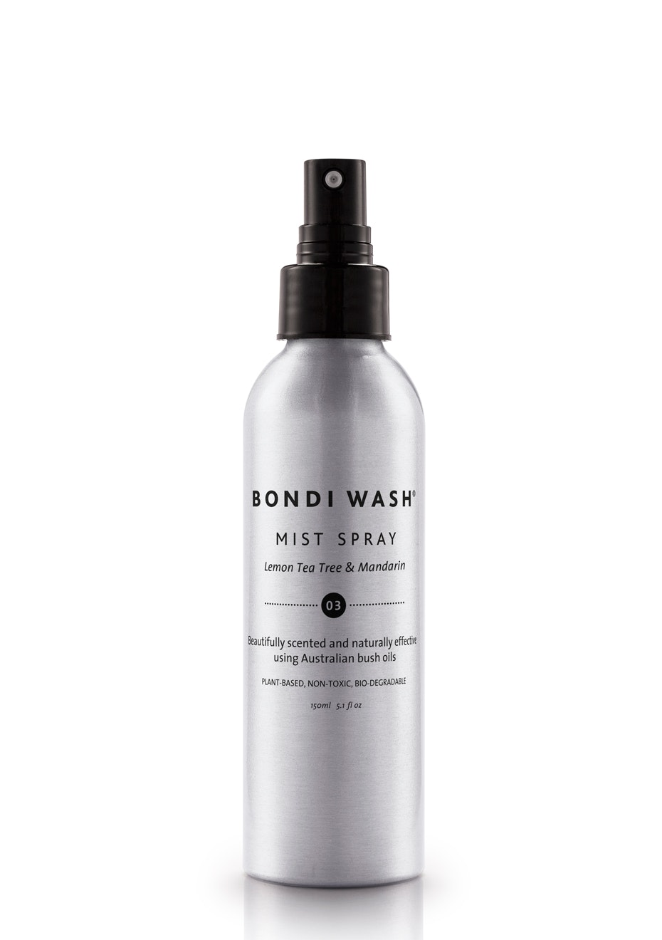 Bondi Wash - Mist Spray Lemon Tea Tree & Mandarin 150ml