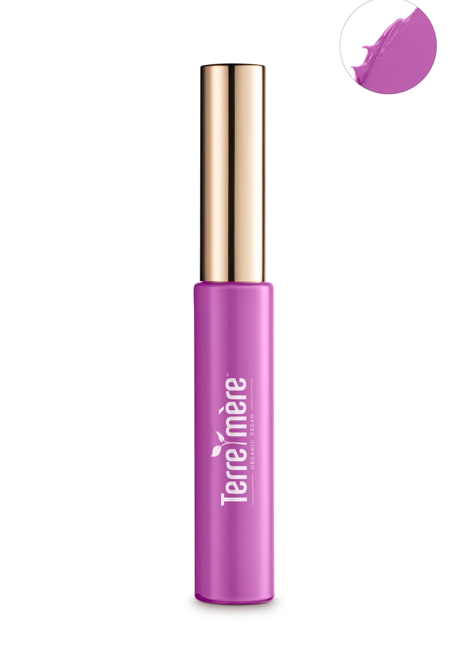Terre Mere - Liquid Lip Cream - Purple Heart