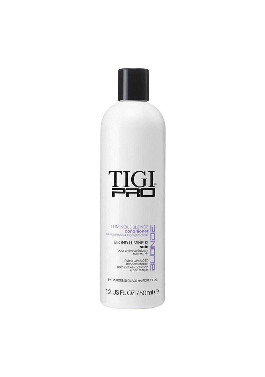 Tigi Pro Luminous Blonde Conditioner 750ml