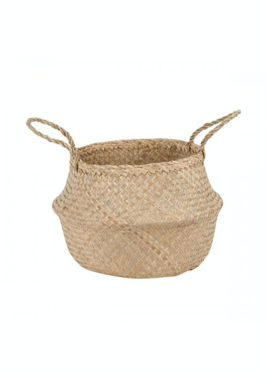 Belly Basket Nat Small