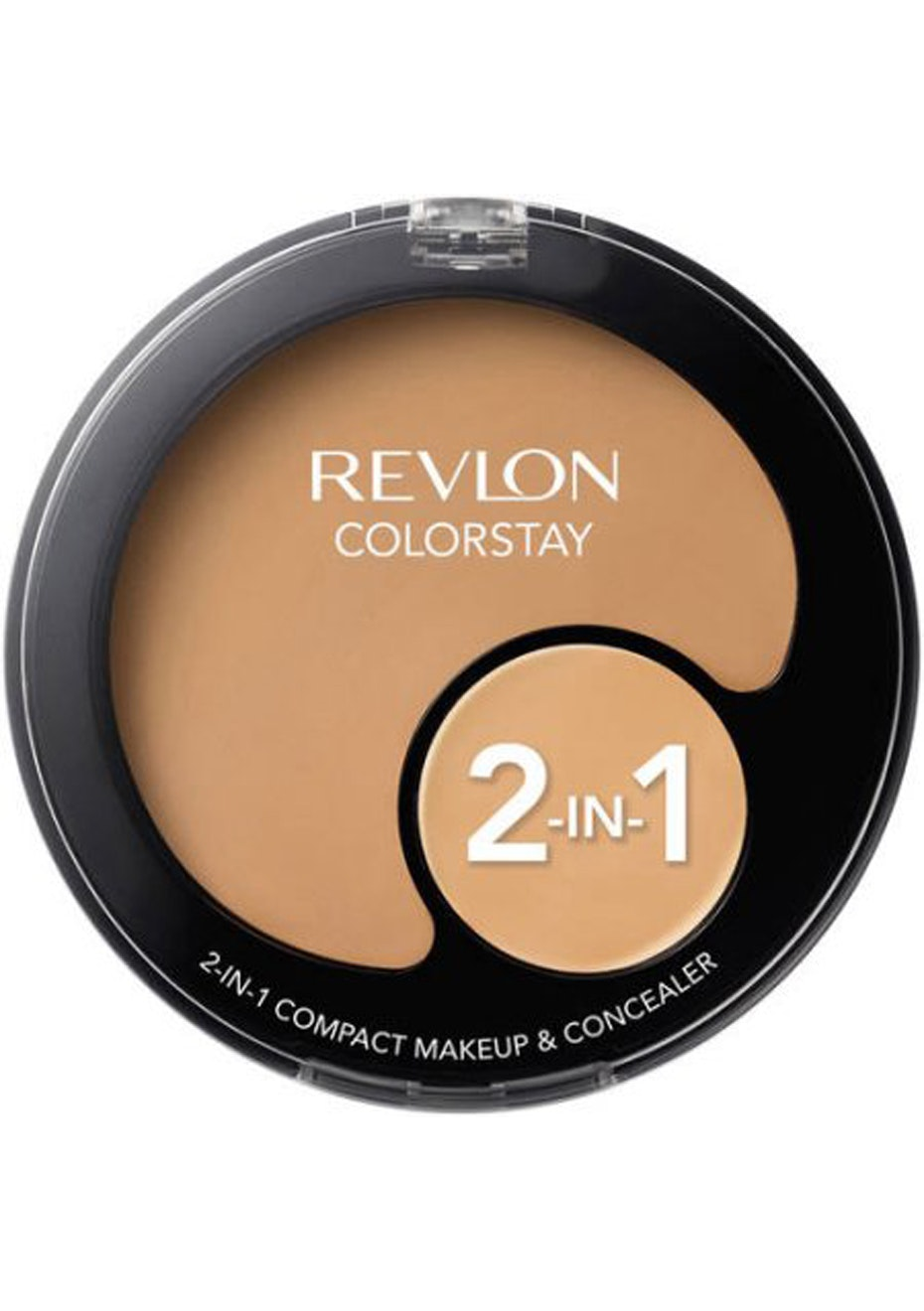 Revlon Colorstay 2in1 Compact Makeup And Concealer 180 Sand Beige