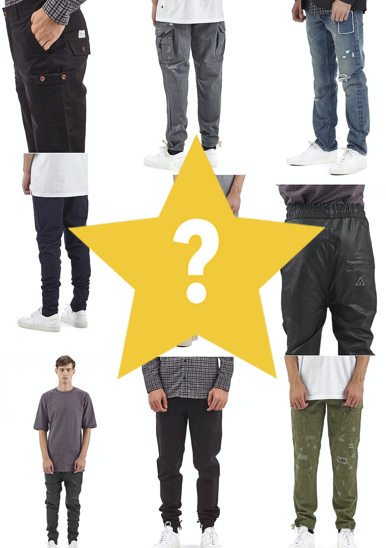I Love Ugly Pants Mystery Grab
