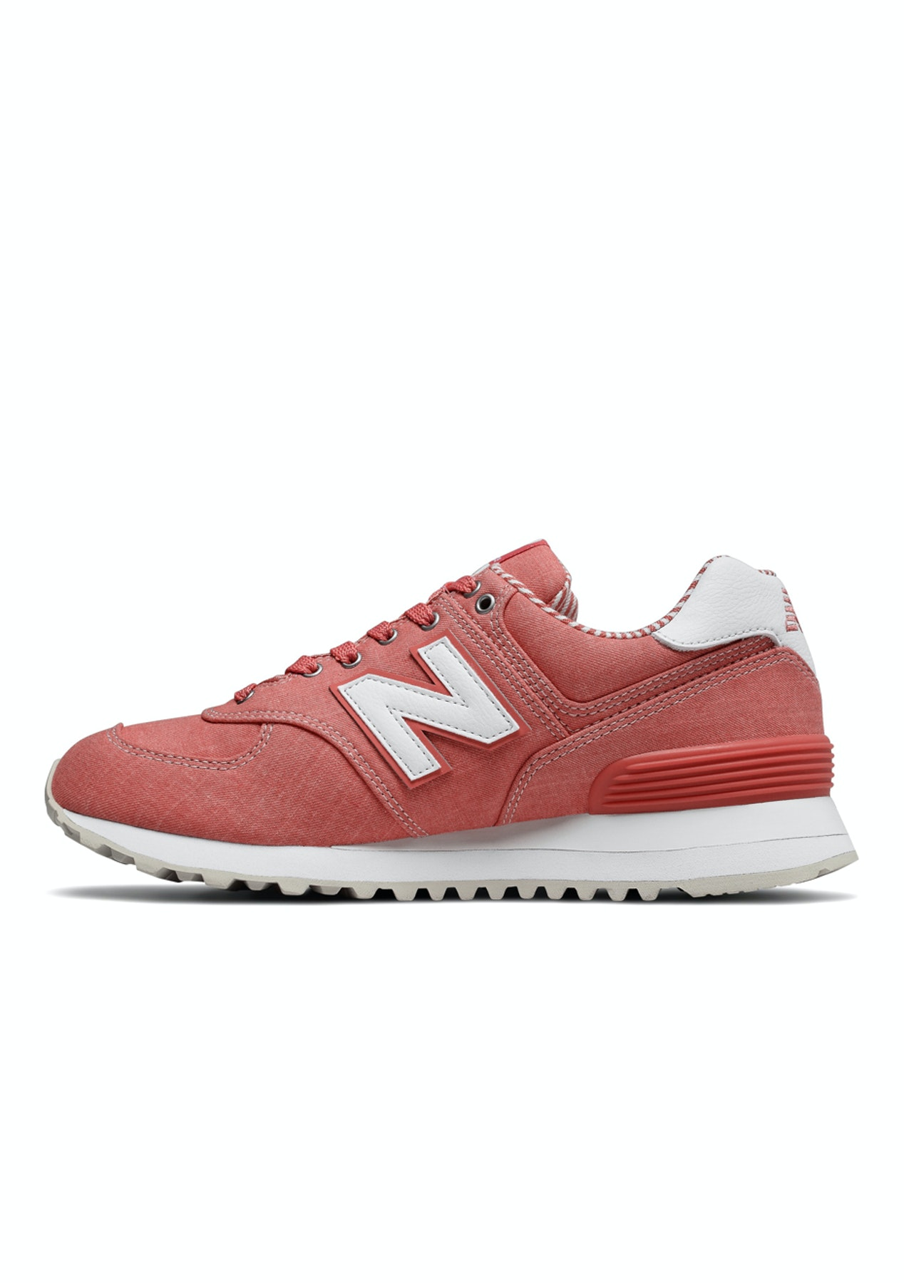 new concept 8510b 29247 New Balance - Womens 574 - Light Coral