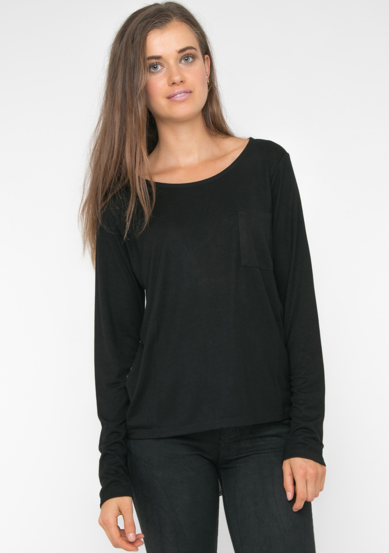 All About Eve - Bandana L/S Tee - Prnt
