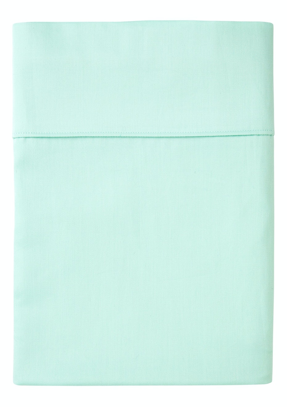 Goosebumps - Flat Sheet - Double - Mint Plain