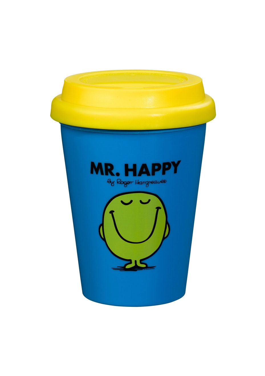 Mr Men - Travel Mug 300ml - Mr Happy