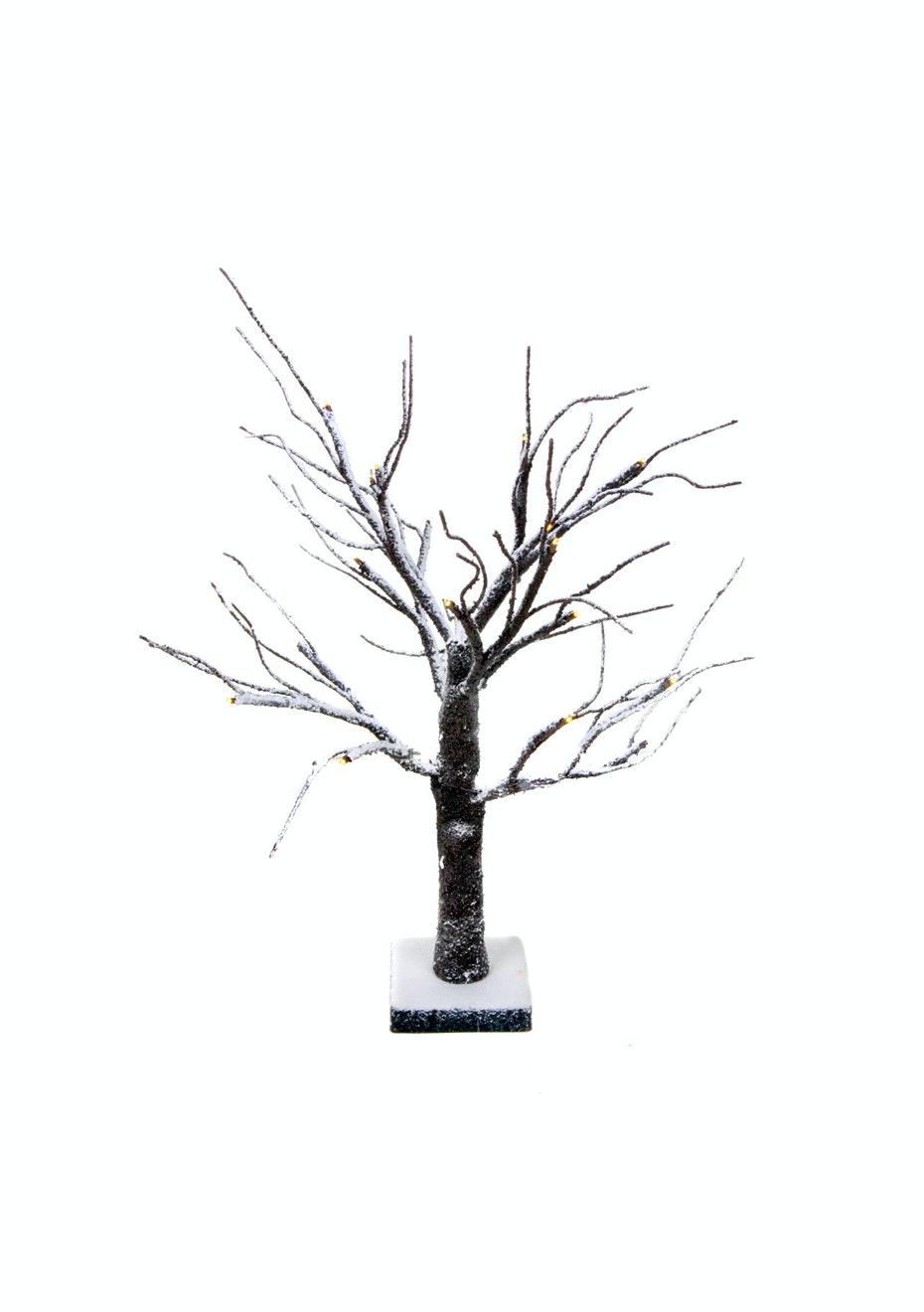 Woodland Snow Tree Small 45cm
