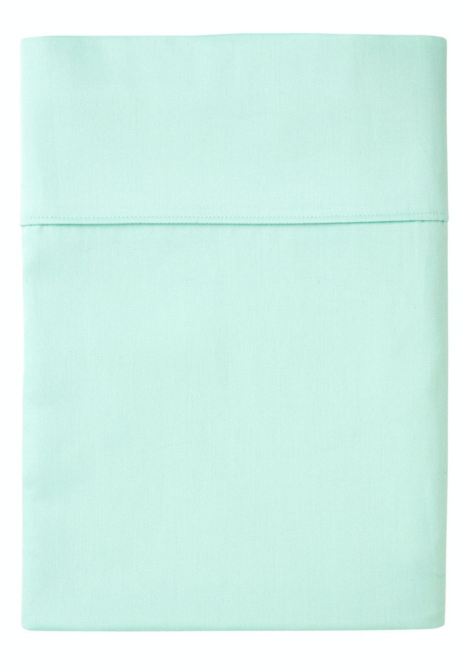 Goosebumps - Flat Sheet - Single - Mint Plain