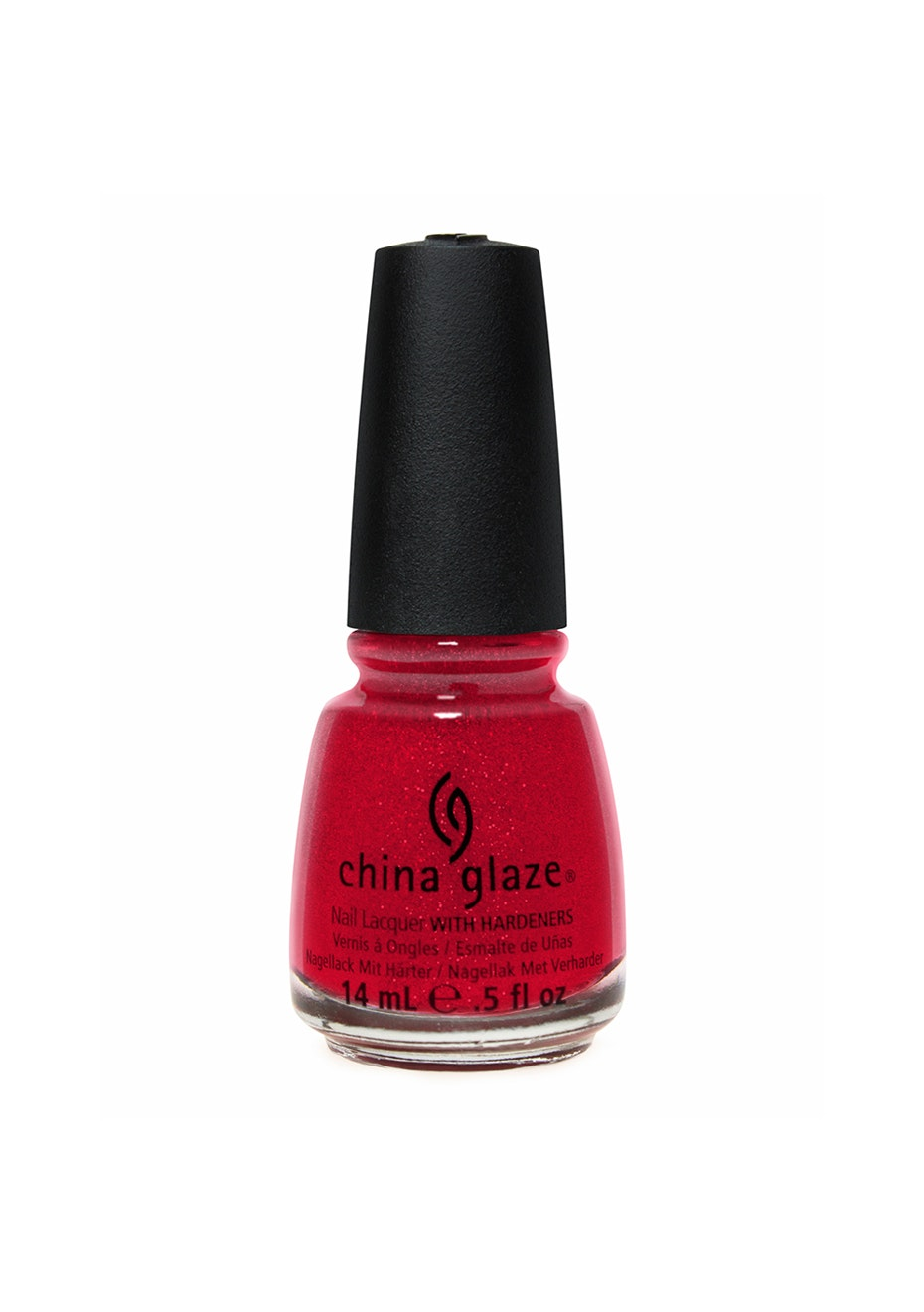 China Glaze Summer Days Collection #715 RASPBERRY FESTIVAL