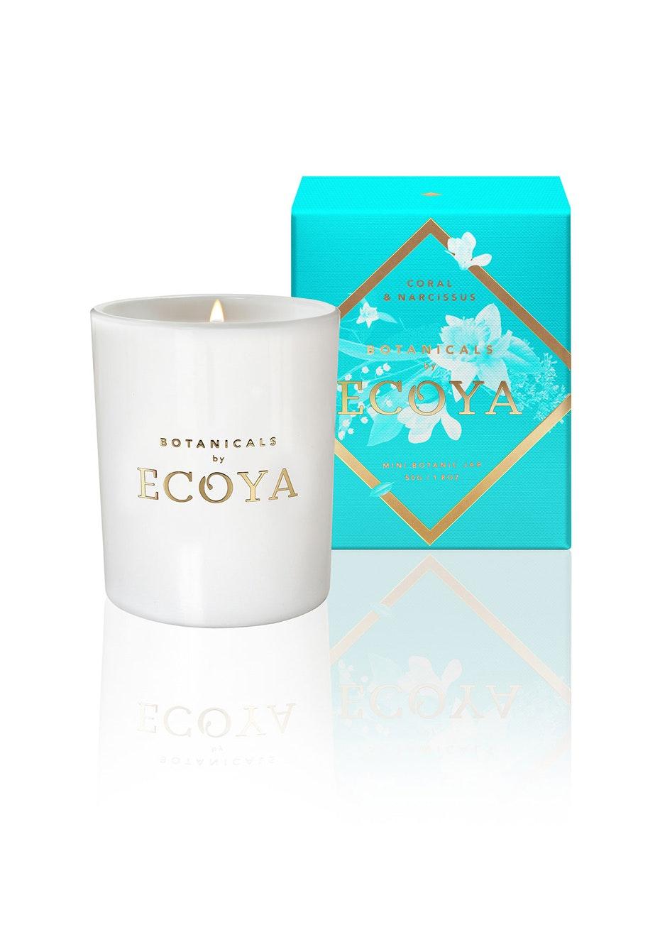 Ecoya - Mini Botanic - Coral & Narcissus