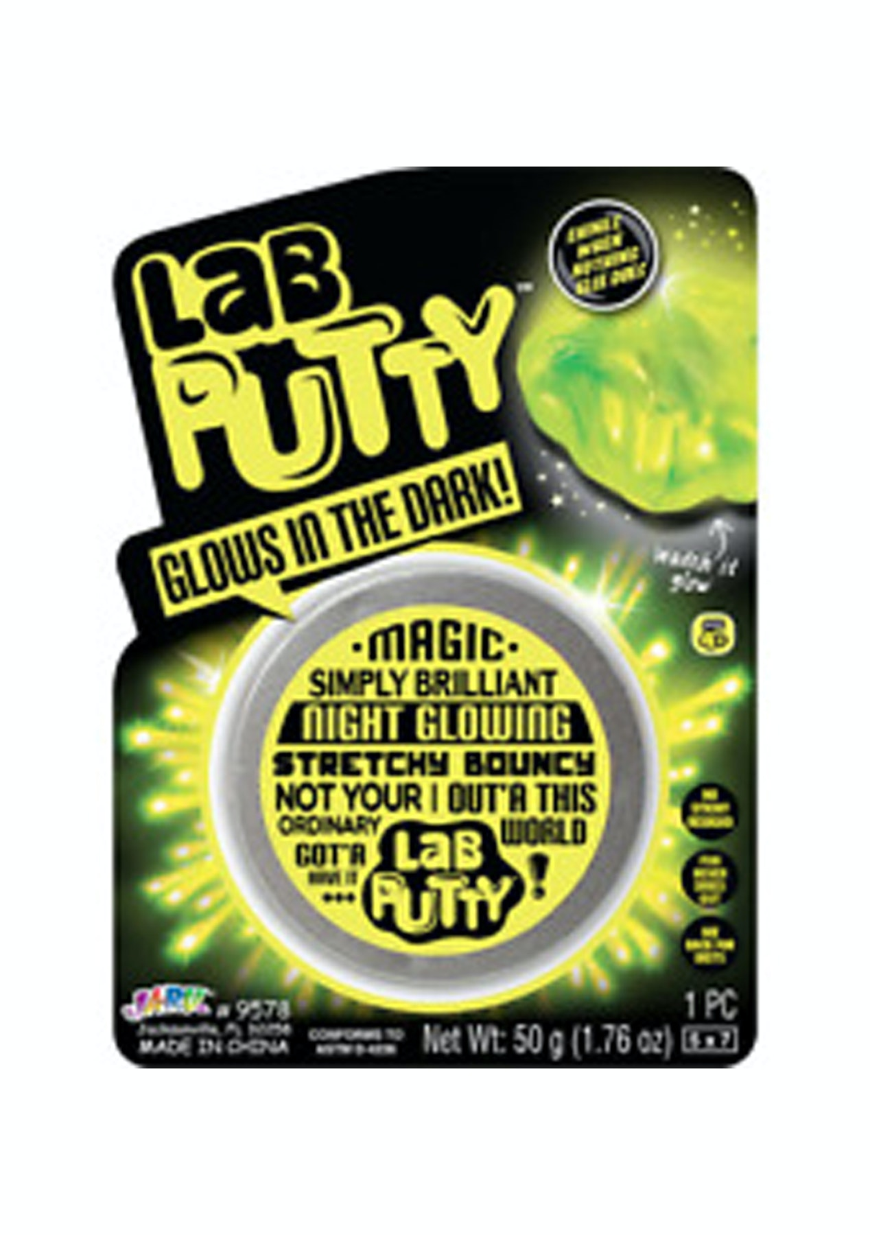 ce933f6a759 Lab Putty - Glow In The Dark - The Big Kids Christmas Gift Sale - Onceit