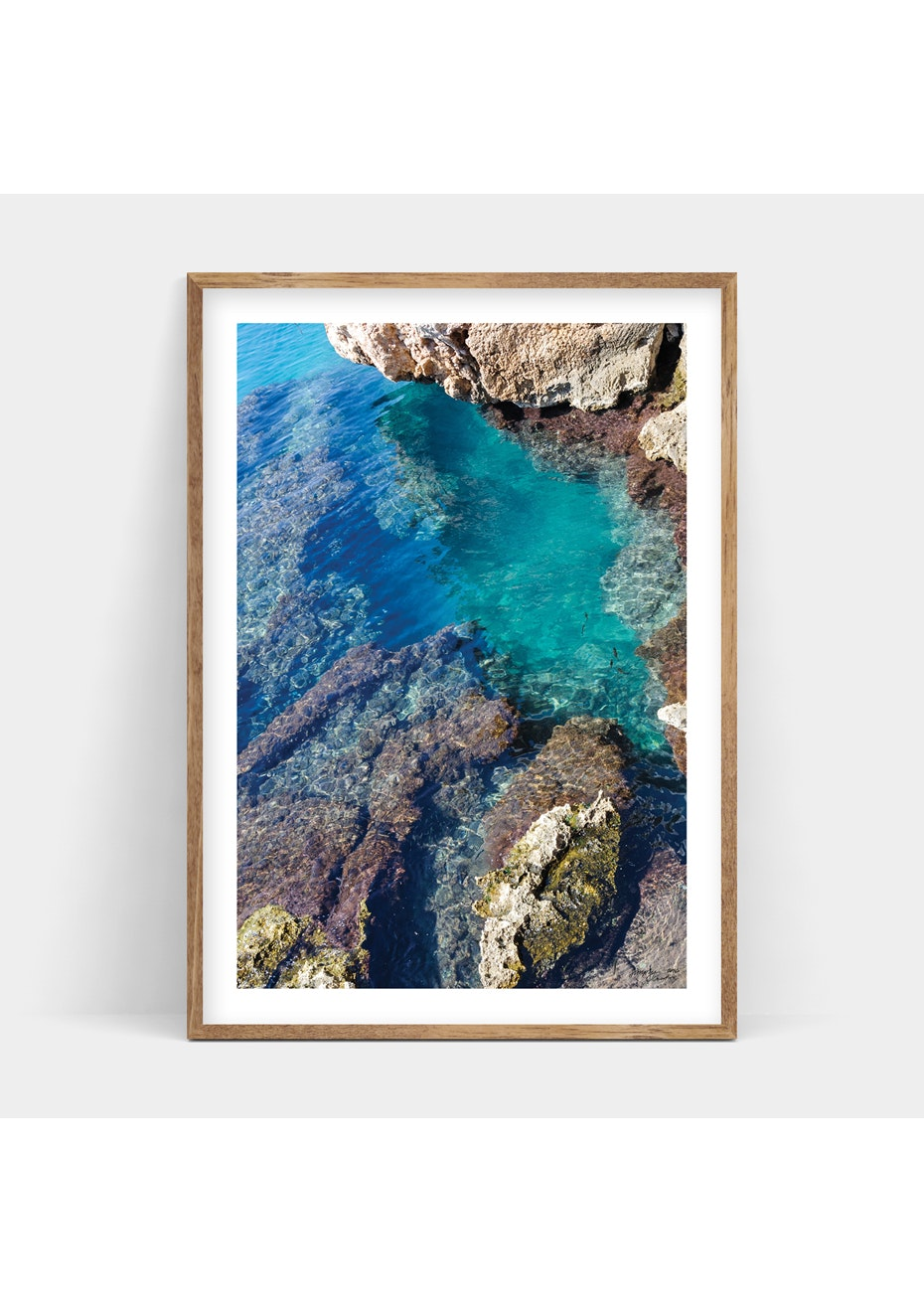 Simply Creative - Sea - A2 Colour Print