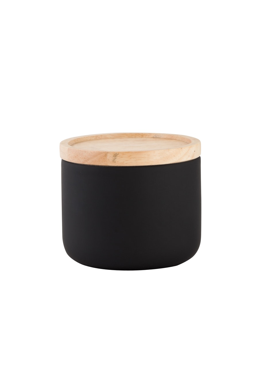 General Eclectic - Small Canister Matt Black