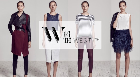 Image of the 'West 14th' sale