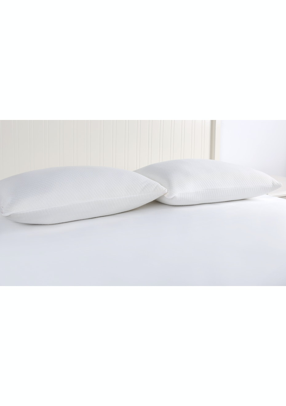 Twin Pack Memory Foam Surround Pillow