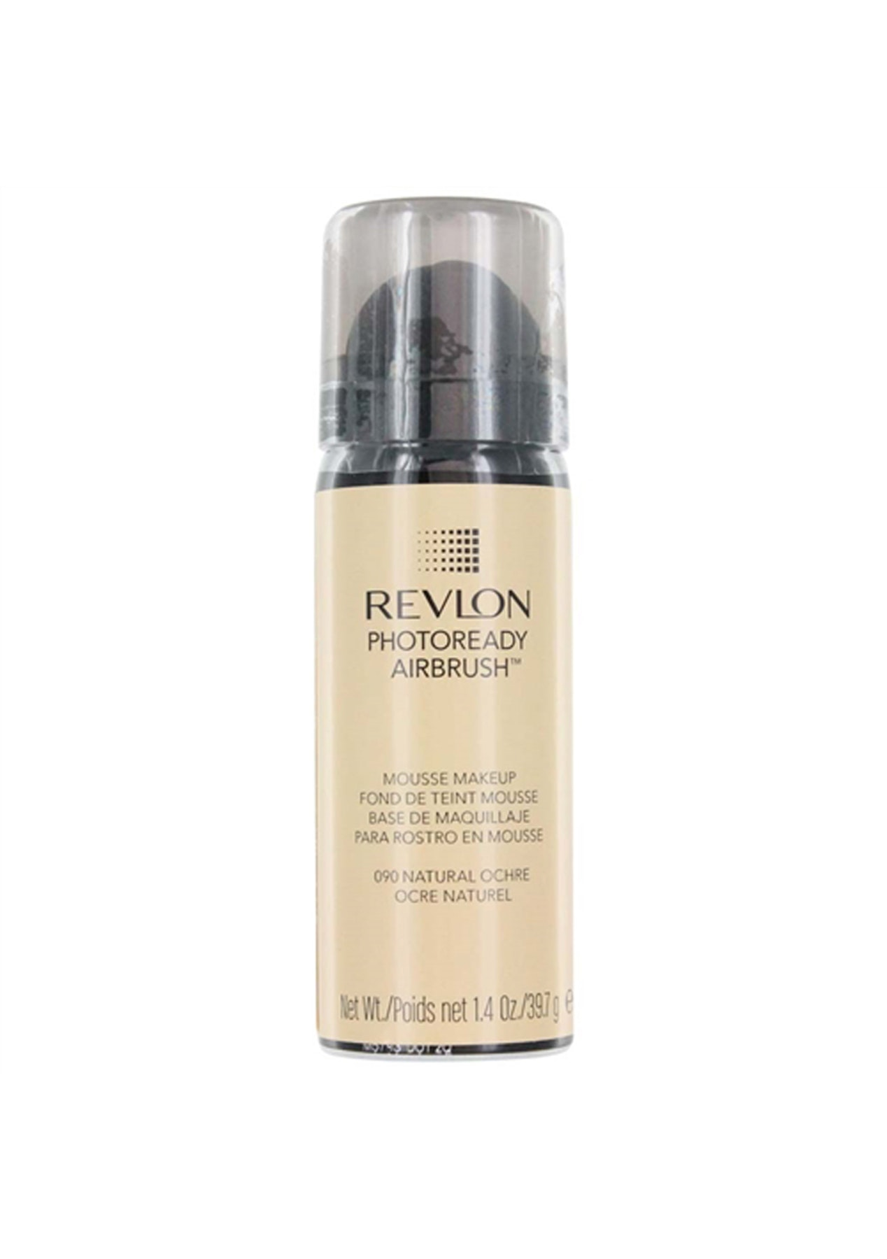 revlon photoready airbrush mousse makeup 090 natural ochre beauty clearance onceit. Black Bedroom Furniture Sets. Home Design Ideas