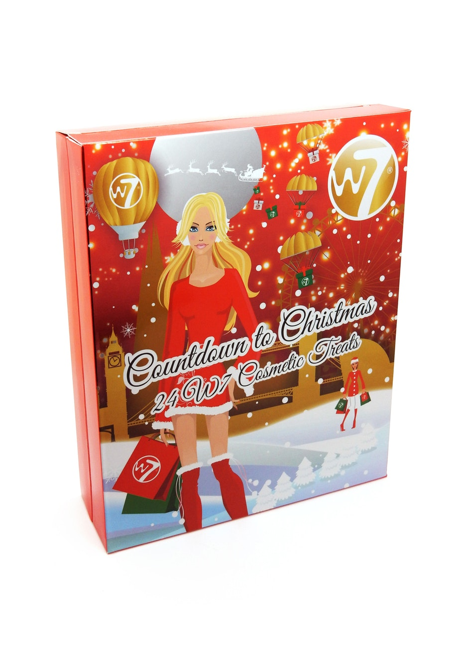 W7 Advent Calenders 2016