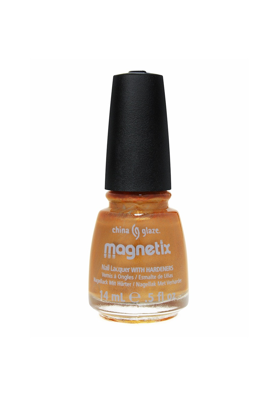 China Glaze Magnetix II Collection #1157 GOLD FUSION