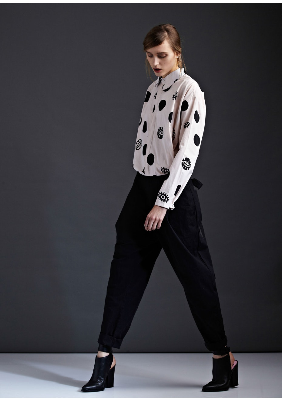 Kowtow - One Way or Another Jumpsuit - Eyes on Blush