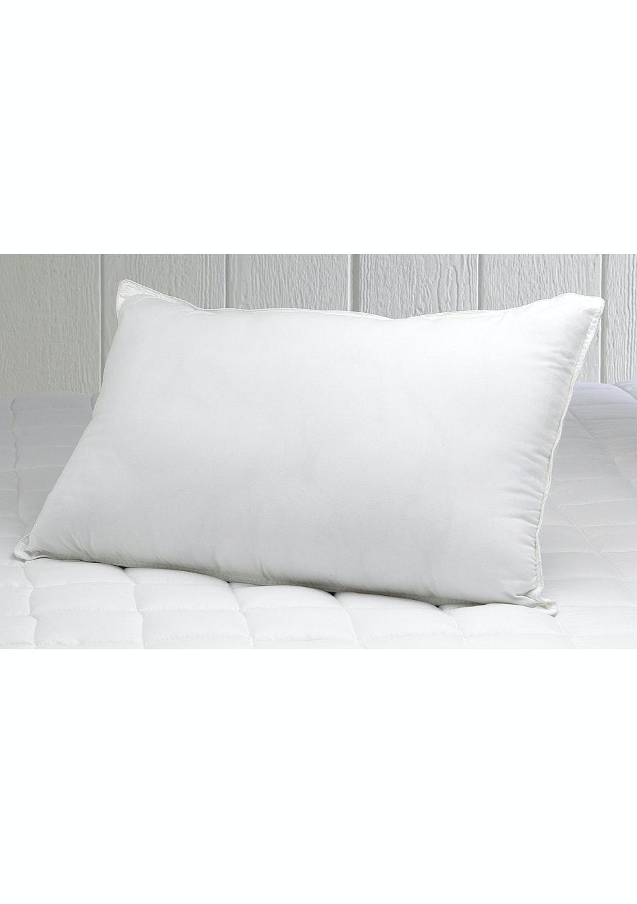 Luxury Microlush Pillow 900 gms - luxe loft