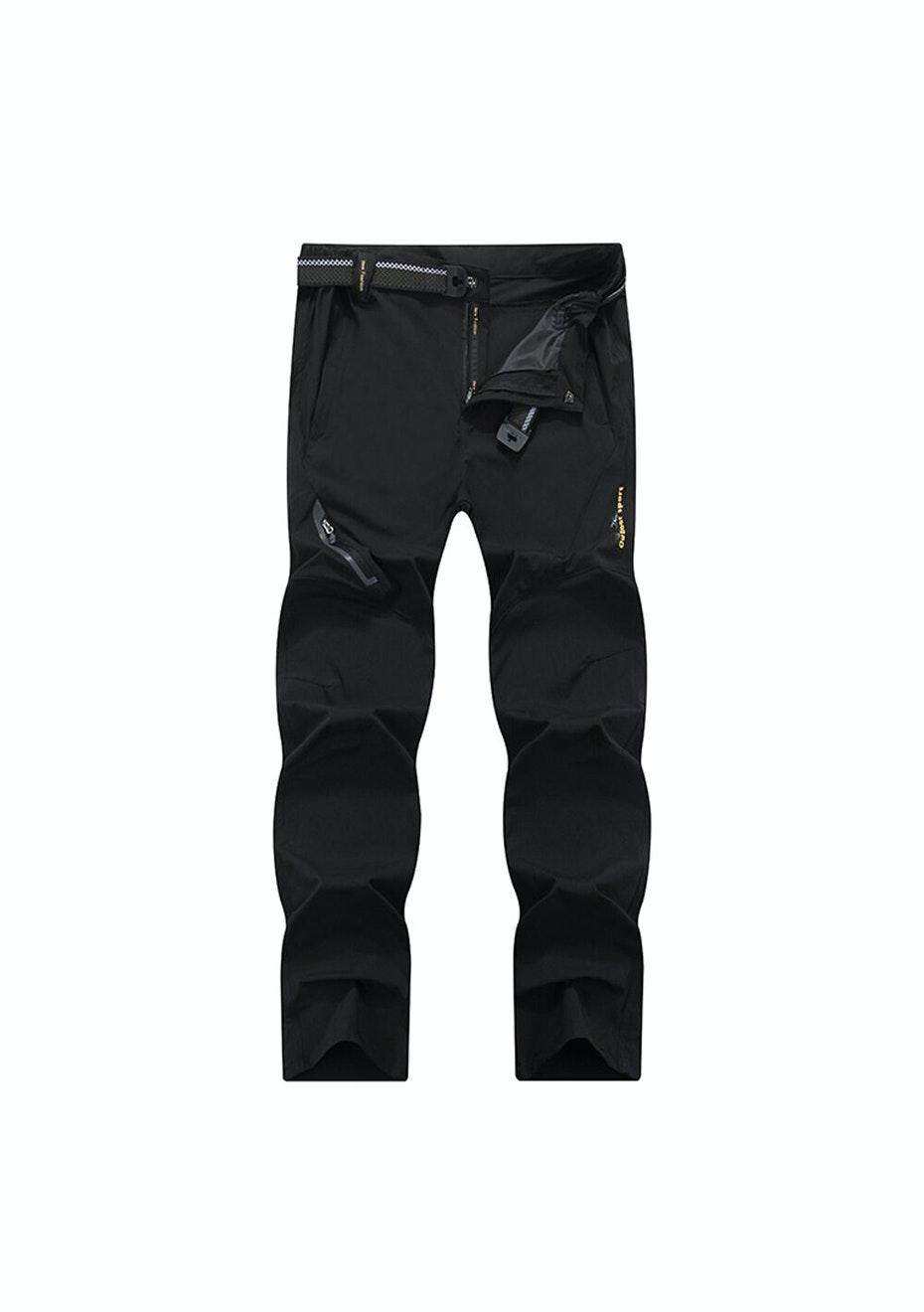 Women 2-in-1 WaterProof Pants - Black