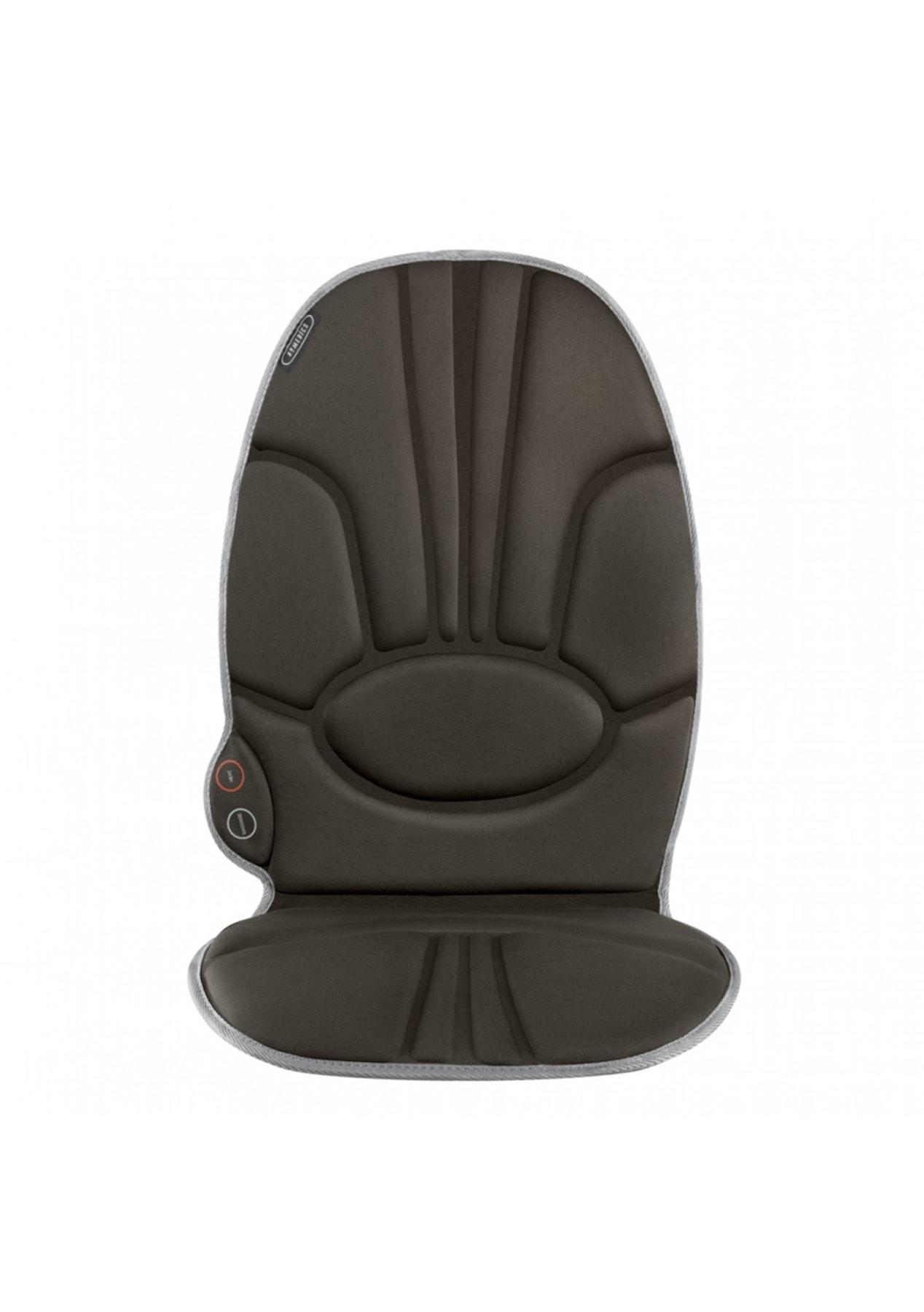 Homedics Comfort Deluxe Massage Cushion With Heat Grey