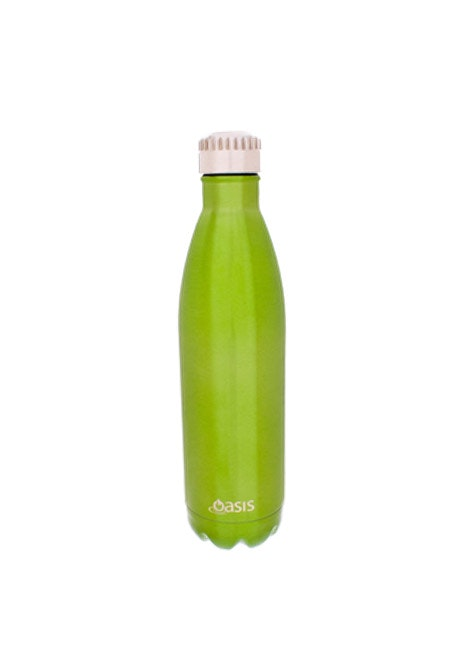 Oasis - Insulated Drink Bottle 750ml - Green