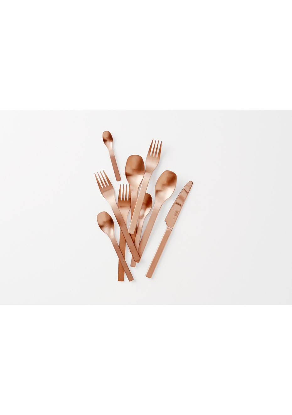 Bodum - Barcelona 16pc Cutlery Set - Copper