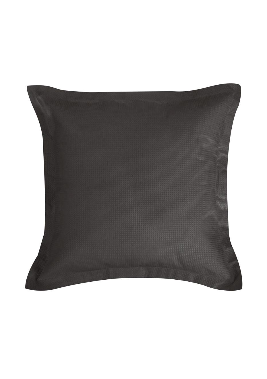 Savona - Nova Euro Pillow Case Charcoal
