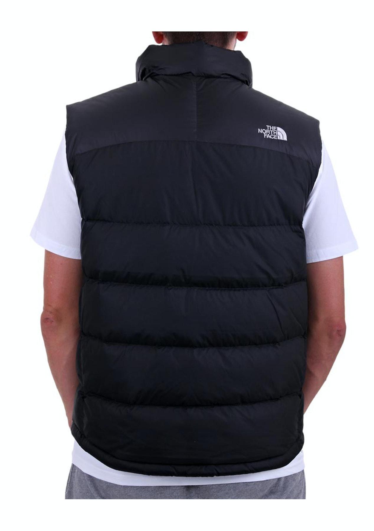 3493d3020e The North Face - Nuptse 2 Vest - Black - Garage Sale Mens - Onceit