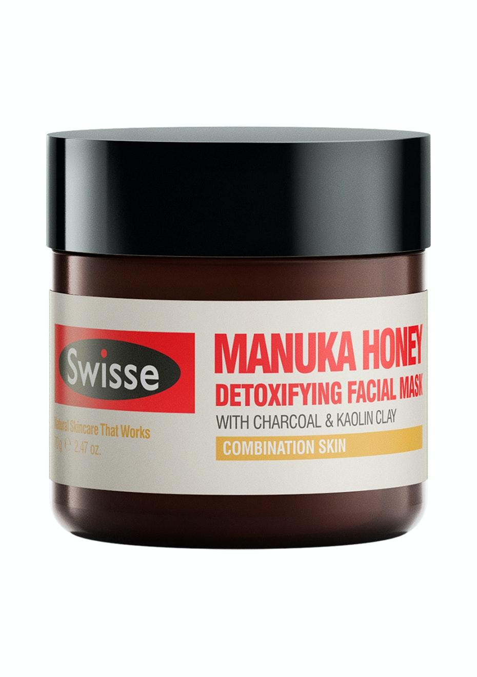 Swisse Manuka Honey Detox Face Mask 70G