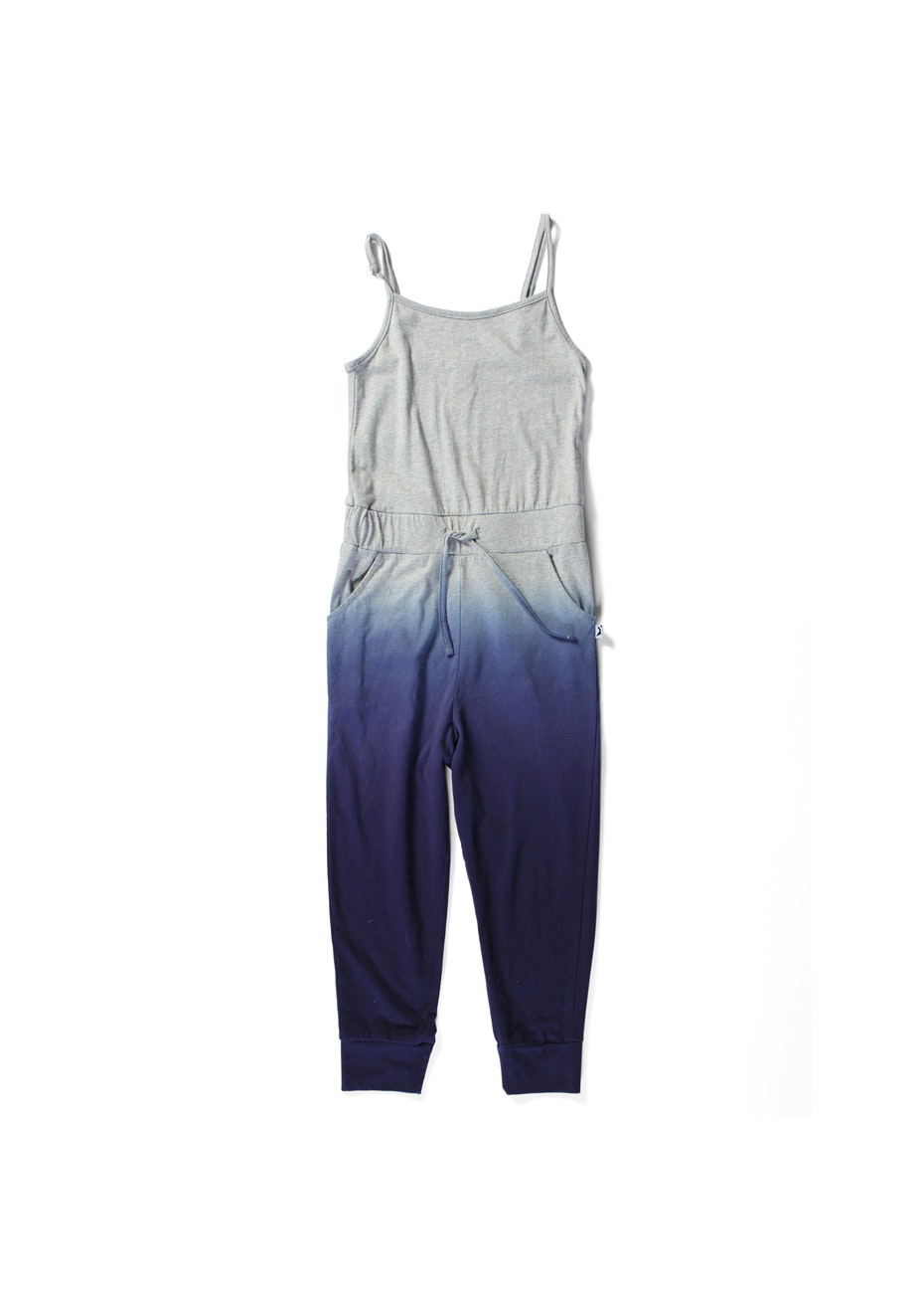 Minti - Dd - Jumpsuit - Girls - Grey