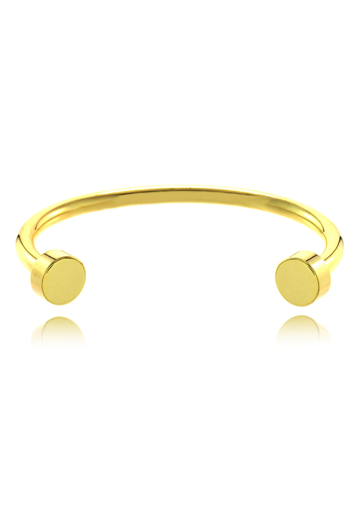 liv oliver nail bracelet by gold brandalley bangle chloe embelished head