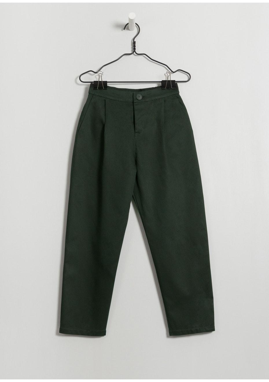 Kowtow - Ritual Pant - Dark Green
