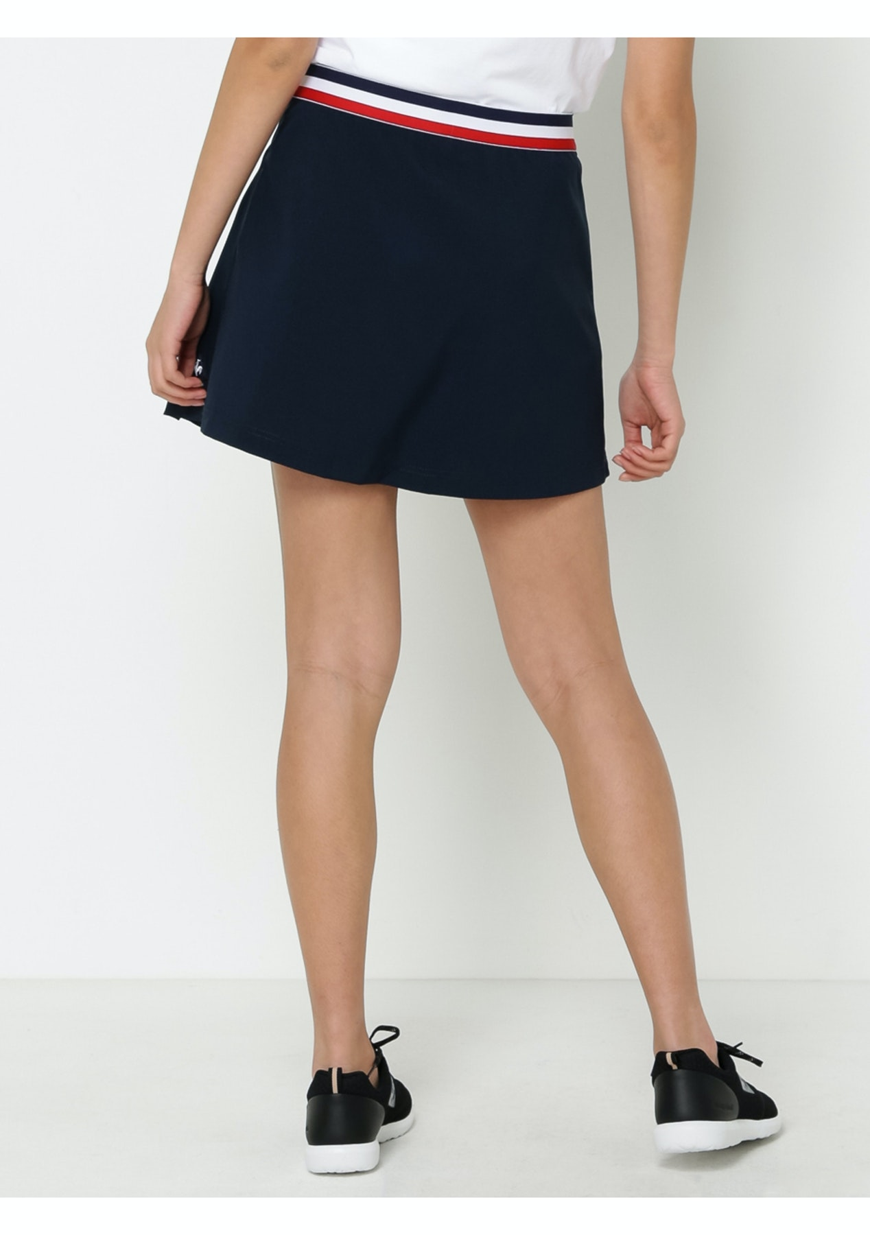 542e3e33f1f Le Coq Sportif - Womens Leala Skirt - Dress Blues - Le Coq Sportif - Onceit
