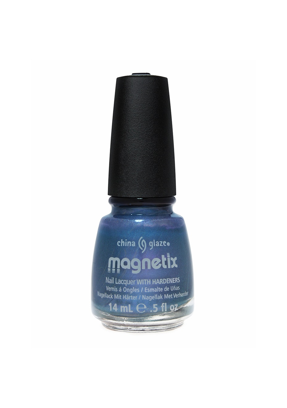 China Glaze Magnetix II Collection #1161 SPARKS WILL FLY