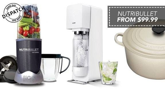 Nutribullet, Le Crueset & more Clearance