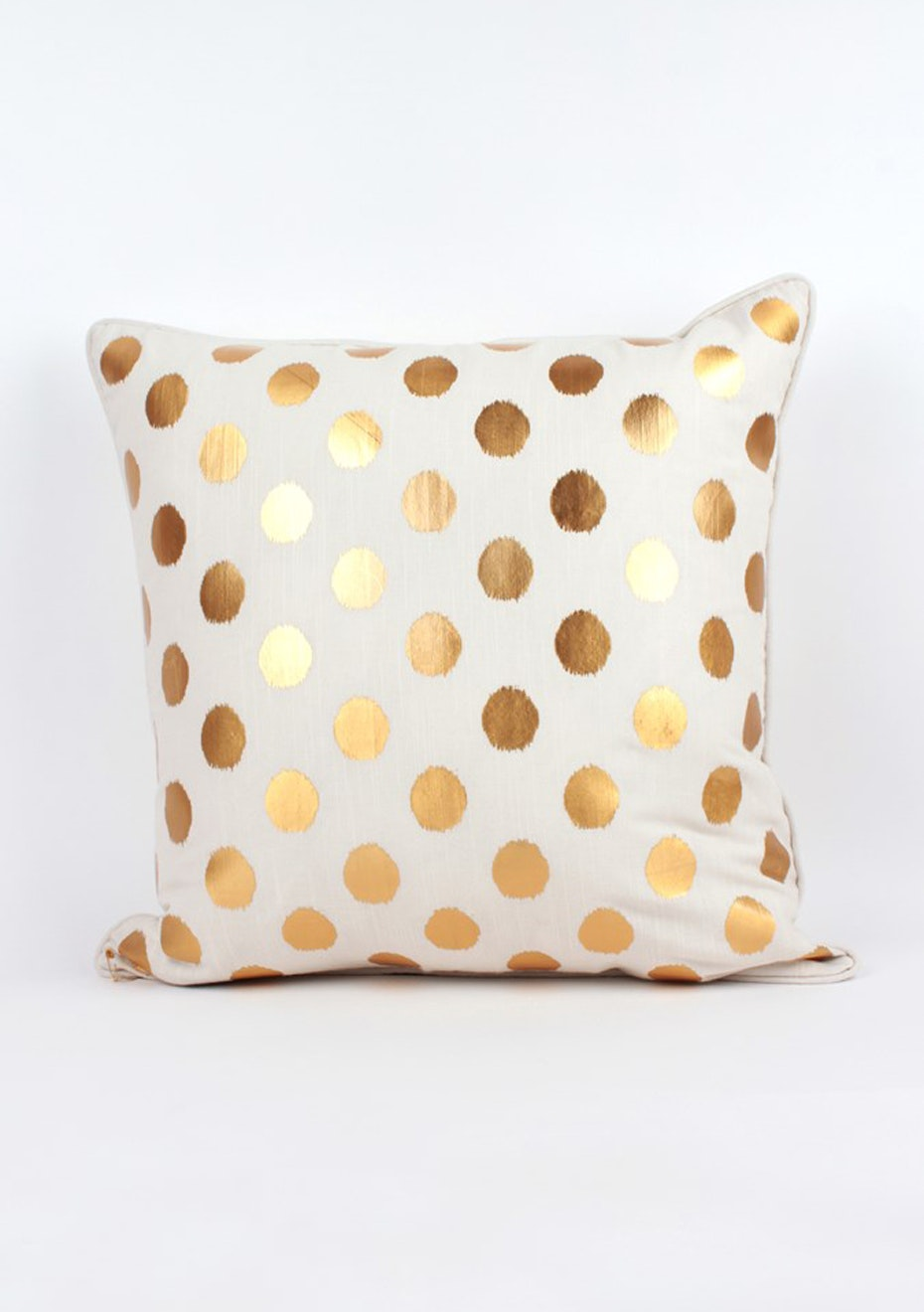 Nest - Golden Rain Cushion Cover
