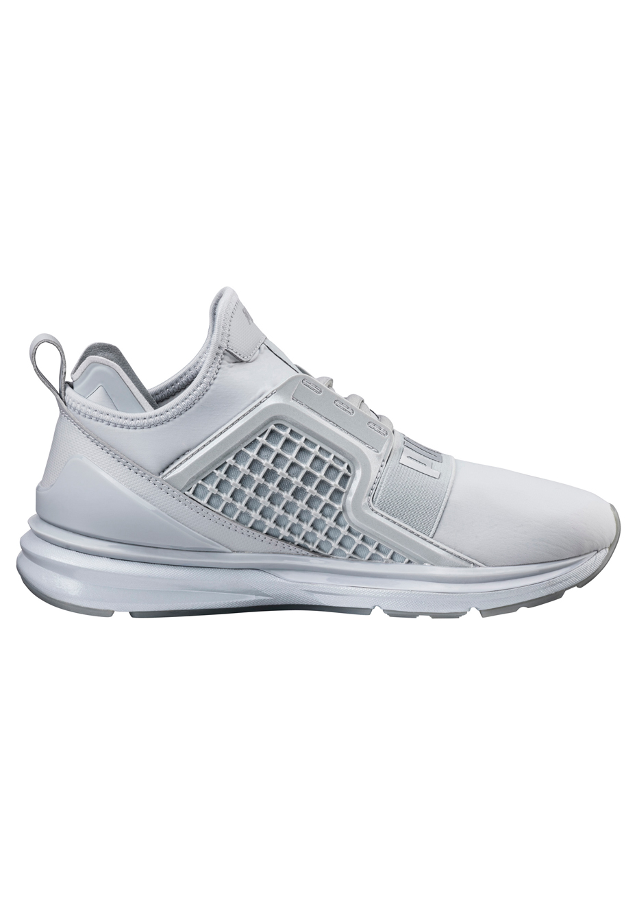 Puma Womens Ignite Limitless Metallic Silver