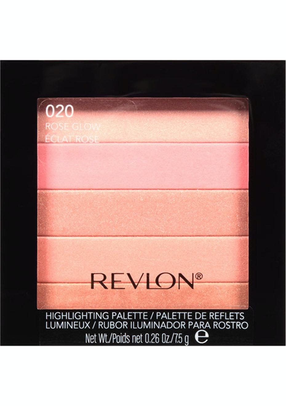 Revlon Highlighting Palette 020 Rose Glow