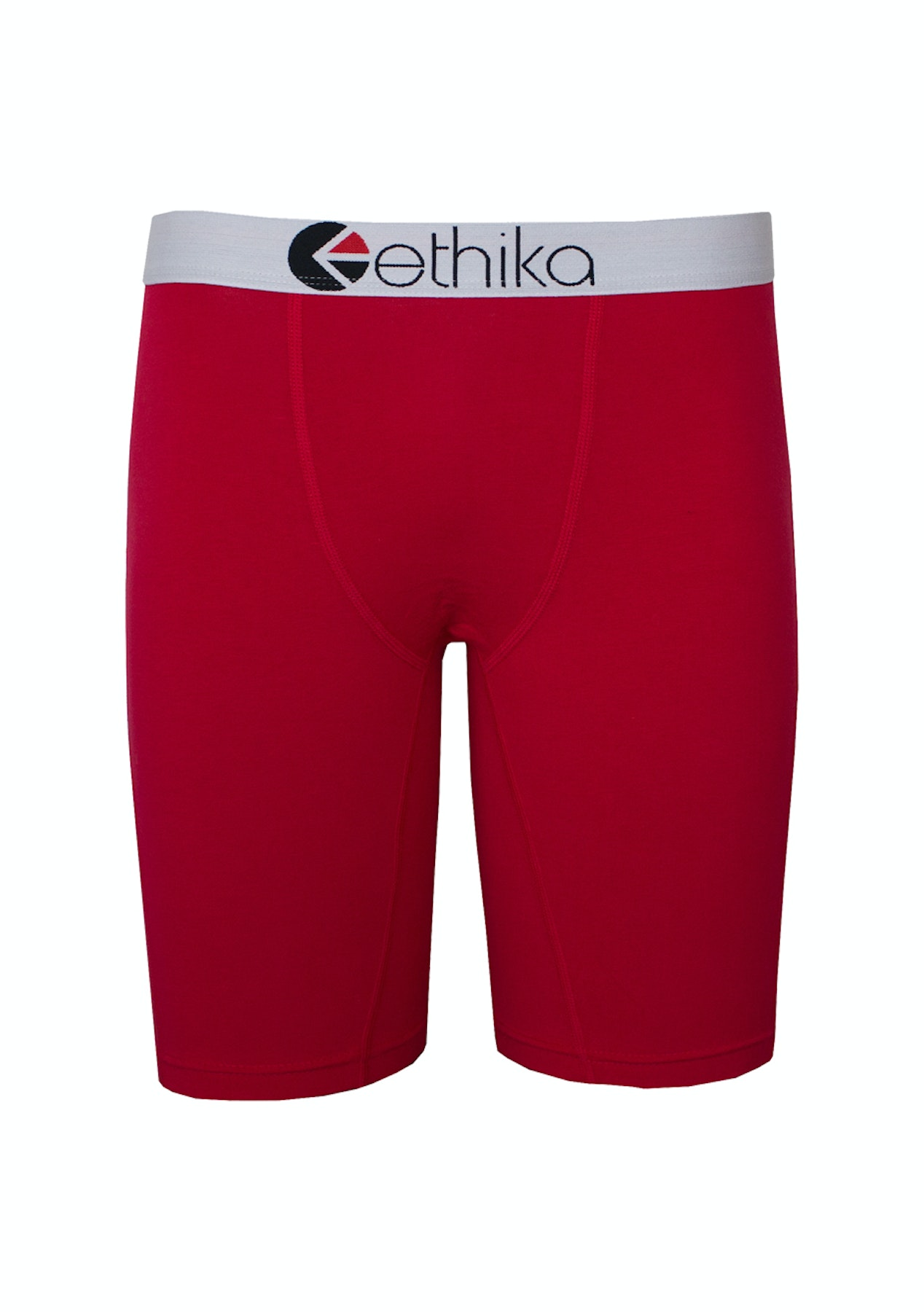 af6a527127 Ethika Mens - Red Staple Solid - Free Shipping Ethika Underwear up to 55%  off - Onceit