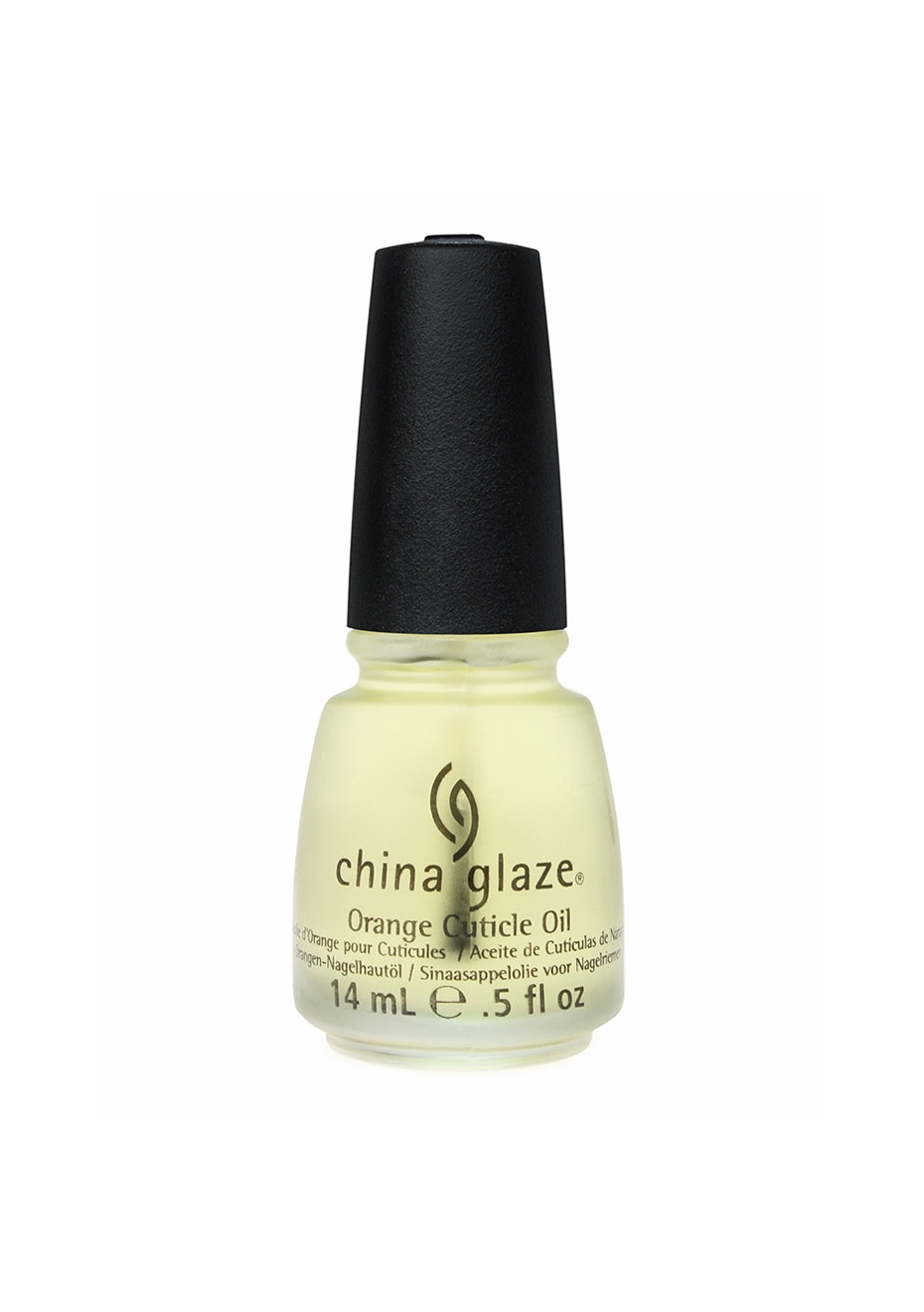 China Glaze Treatments #908 ORANGE CUTICLE OIL