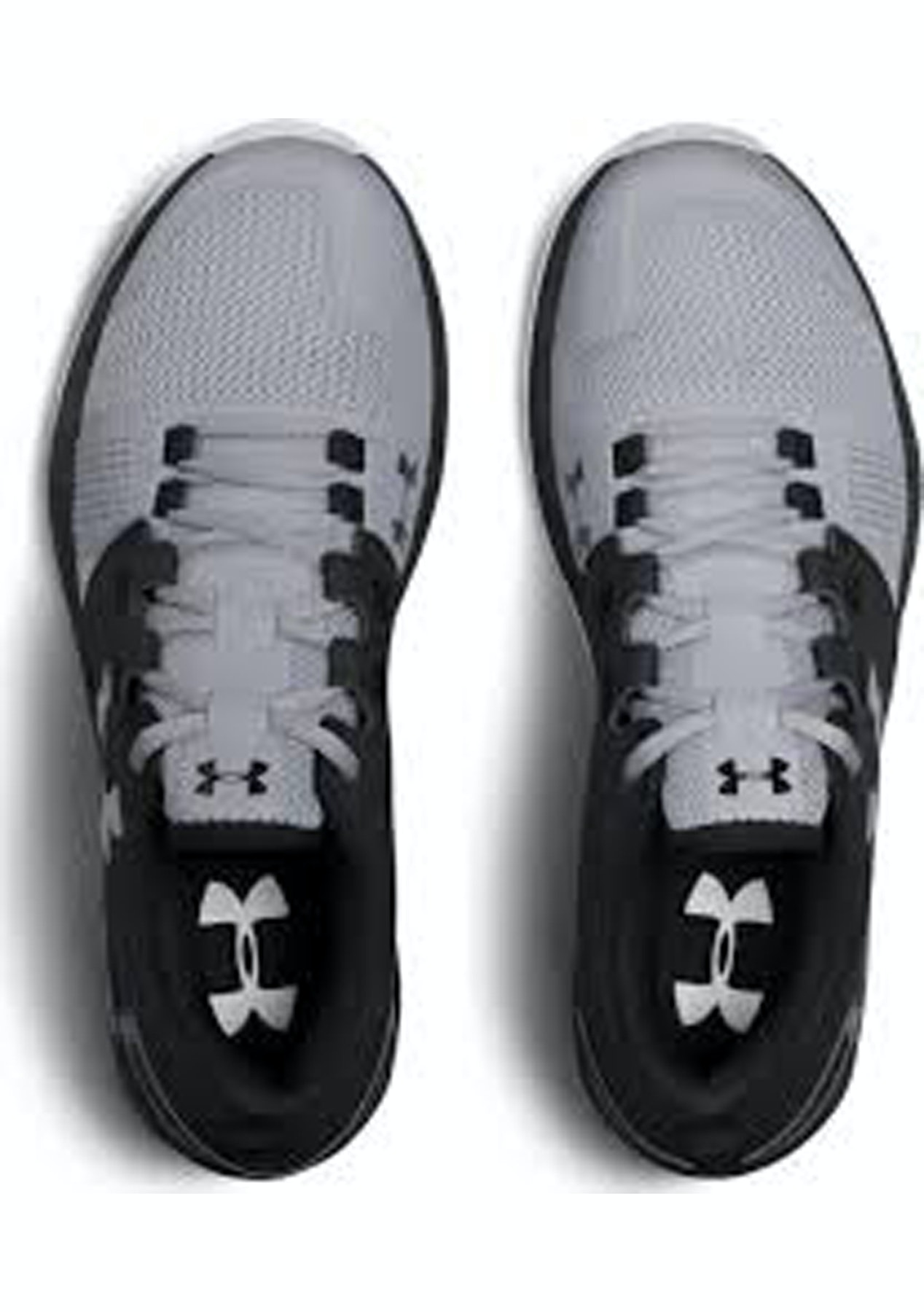 reputable site 23dba 48e18 Under Armour - Commit Tr - Black/Steel/Metallic Silver